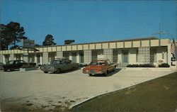 Happy Acres Motel Postcard