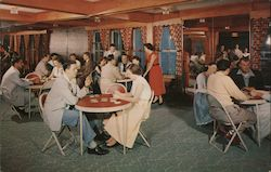 Card Room, Strickland's Mountain Inn