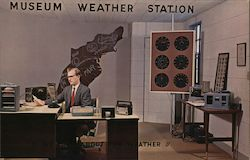 Museum Weather Station