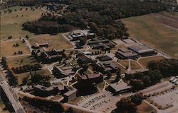 Aerial View of St. Bonaventure University Postcard