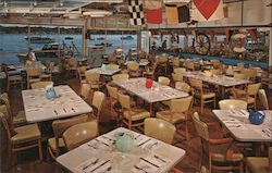 The Pier Restaurant Postcard