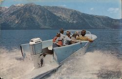 Mercury Outboards 1959