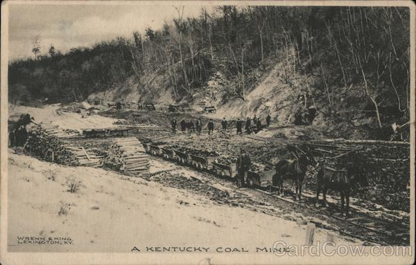 A Kentucky Coal Mine