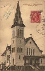 Norwegian Lutheran Church Postcard