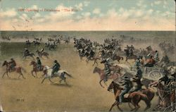 "1899 Opening of Oklahoma - ""The Run"""