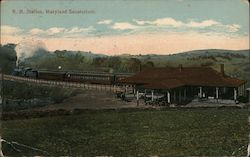 R.R. Station, Maryland Sanatorium