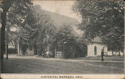 Historic Marshall Hall