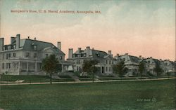 Sampson's Row, U.S. Naval Academy