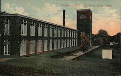 The Louise Cotton Mills Postcard