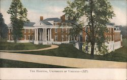 The Hospital - University of Virginia