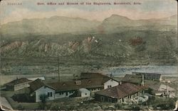 Gov. Office and Homes of the Engineers