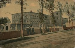 New Hampshire Spinning Mill Postcard