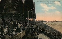 Churchill Downs, most famous Racetrack in the South