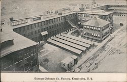 Endicott-Johnson Co. Factory
