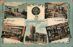 Views of the Armory Postcard