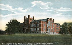 Marshall College State Normal School