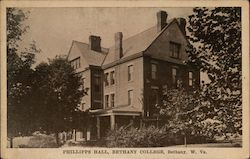 Phillipps Hall, Bethany College