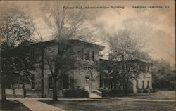 Palmer Hall, Administration Building, Hampton Instiute
