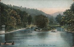 The Lake, Rock Springs Park