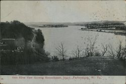 Ohio River View Showing, Blennerhassett Island