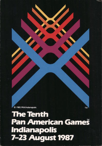 The Tenth Pan American Games Indianapolis