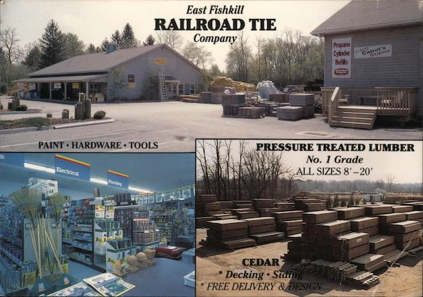 East Fishkill Railroad Tie Company