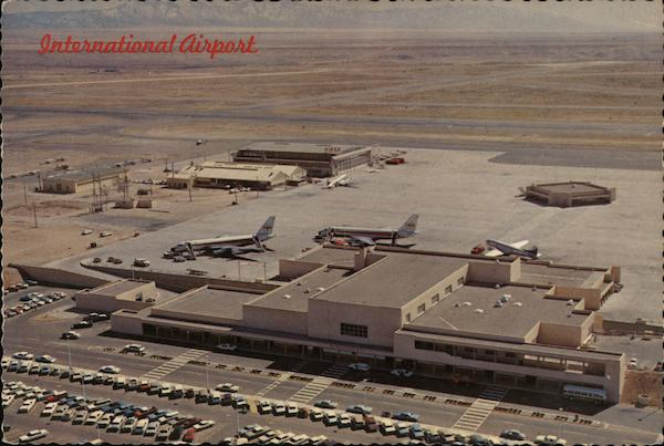 Albuquerque International Sunport Airport, Albuquerque