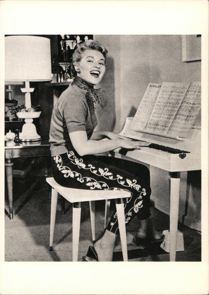 Patti Page, 1954 Performers & Groups
