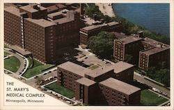 The St. Mary's Medical Complex Postcard