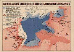 WWII Germany Map