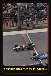 1992 Photo Finish Postcard