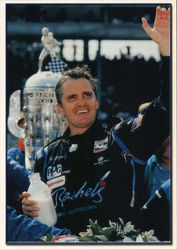 500 Winner Circle Eddie Cheever, Jr. Postcard