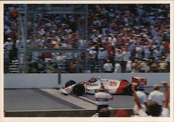 Emerson Fittipaldi Postcard