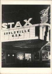 """Soulsville U.S.A."", Stax Records Headquarters"