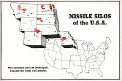 Missile Silos of the U.S.A.