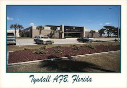 Tyndall Air Force Base Postcard