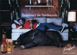 Leinenkugel's Honey Weiss - Sleeping Bear Postcard