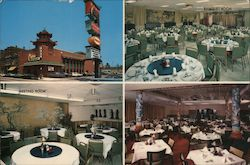 Chiam Restaurant Postcard