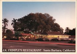 J.K. Frimple's Restaurant Postcard