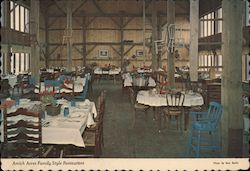 Amish Acres Family Style Restaurant Postcard