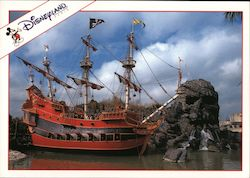 Pirate Ship, Adventureland - Disneyland Paris