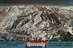 Heavenly Valley - America's Largest Ski Area