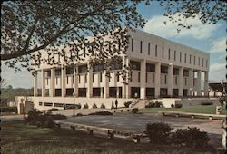 Richard H. Hagemeyer Learning Resources Center Postcard