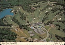 Quail Hollow Country Club Postcard