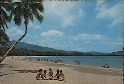 Beautiful Luquillo Beach