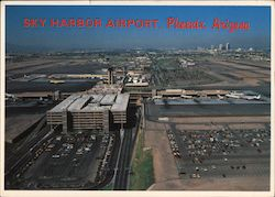 Sky Harbor International Airport Postcard