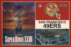 San Francisco 49ers - Super Bowl XXIII