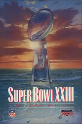Super Bowl XXIII - Joe Robbie Stadium Miami, Florida