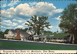 Jorgensen´s Inn, Route 23, Stockholm, New Jersey Postcard