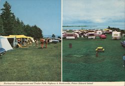 Harbourvue Campgrounds and Trailer Park